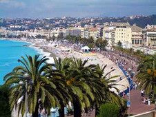 Rent a car in Nice
