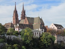 Economical car hire in Basel
