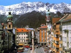 Economical car hire in Innsbruck