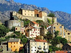 Economical car hire in Corsica