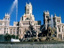 Car hire in Madrid