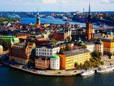 Rent a car in Stockholm