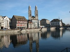 Car hire in Zurich