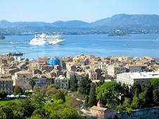 Car hire in Corfu