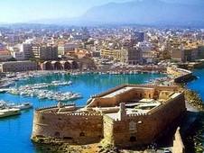 Cho thuê xe trên đảo. Crete