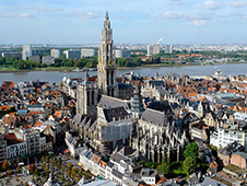 Economical car rental in Antwerp