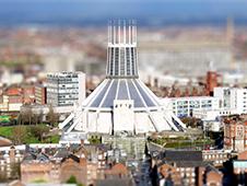 Economical bílaleiga í Liverpool