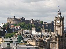 Ekonomika aut v Edinburghu