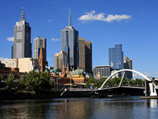 Economy car rental in Melbourne
