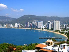 Car rental in Acapulco