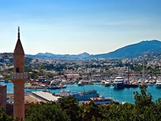 Economical Car Rental í Bodrum