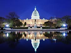 Economical car hire in Washington