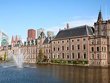 Rent a car in The Hague