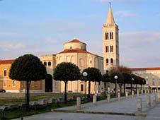Taloudellinen autonvuokraus Zadar