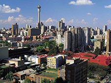 Economy car rental in Johannesburg