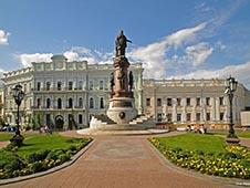 Bílaleigubíl í Odessa