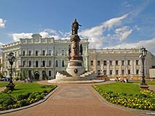Autoverhuur in Odessa