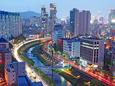 Economical car hire in Seoul
