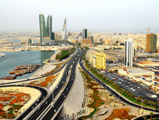 Economical car hire in Manama