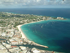 Economical car rental in Barbados