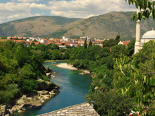 Economical car rental in Bosnia and Herzegovina