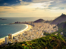 Salvataggio di auto a noleggio a Rio de Janeiro
