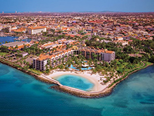Economy car rental in Aruba
