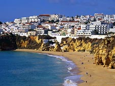 Economical car rental in Albufeira