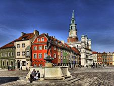 Automobilių nuoma Poznanėje