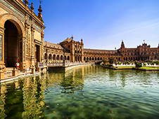 Alquiler de coches en Sevilla