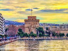 Bílaleiga í Thessaloniki