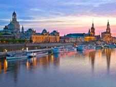 Aluguer de carro econômico em Dresden