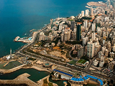 Noleggio auto economico in Libano