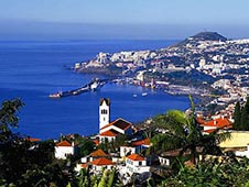Salvarea Rent a Car in Funchal