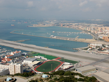 Economical car hire in Gibraltar