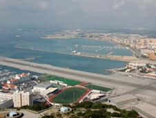 Kinh tế thuê xe trong Gibraltar