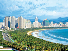 Rent a car in Sanya