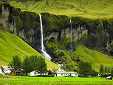 Economical car rental in Iceland