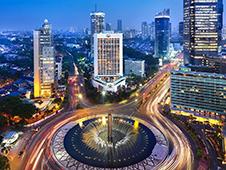Ekonomická Půjčovna aut v Jakartě