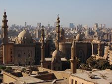 Ekonomická autopůjčovna v Káhiře