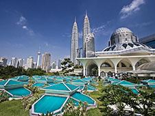 Wirtschaftlich Mietwagen in Malaysia