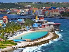 Zuinige auto huren in Curaçao