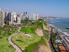 Menyewa mobil di Lima