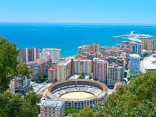 Economical car rental in Malaga