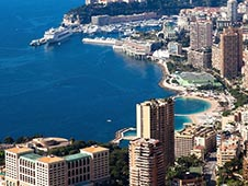 Economy car rental in Monaco