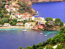 Economy car rental in Kefalonia