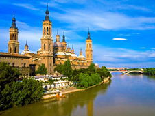 Economical car rental in Zaragoza