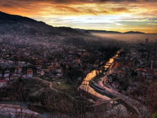 Autonvuokraus Sarajevo