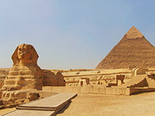 Economical car rental in Egypt