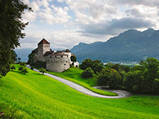 Car rental in Liechtenstein